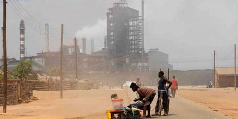 Projection du film «Zambie: à qui profite le cuivre?»