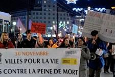 Journée mondiale des villes pour la vie, villes contre la peine de mort