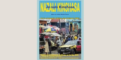 Tournée du Théâtre des Intrigants de RDC - Nazali Kinshasa - Lausanne