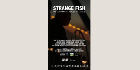 Projection du film «Strange Fish»