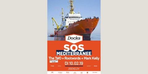 Soirée de soutien: SOS Méditerranée