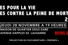 Projection documentaire: Freemen