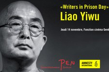 «Writers in Prison Day» – Liao Yiwu