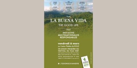 Film et débat: La Buena Vida