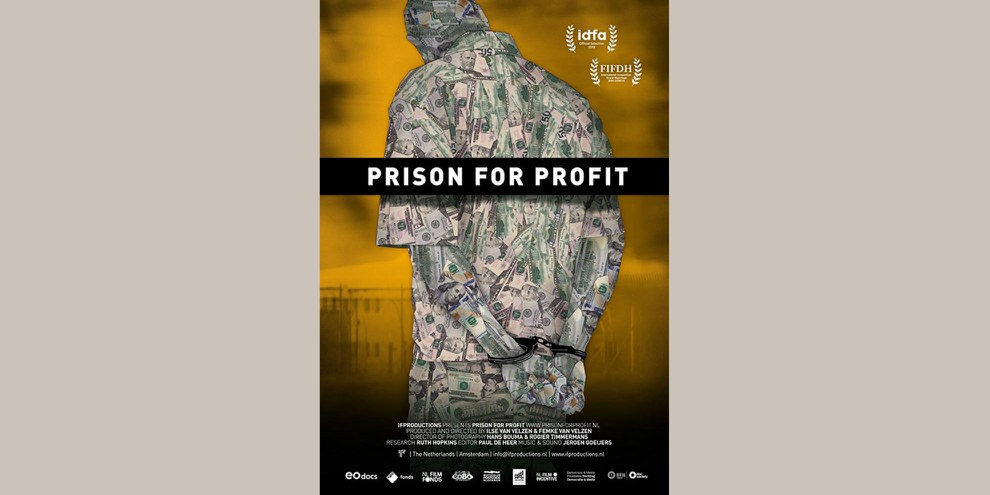 Trailer Prison For Profit