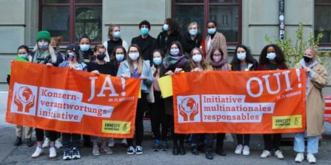 #youthtakesresponsability pour les multinationales responsables
