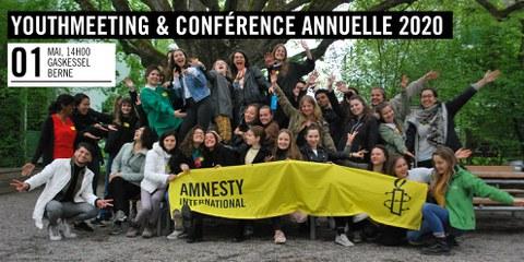 [Événement annulé] Youthmeeting & Conférence annuelle