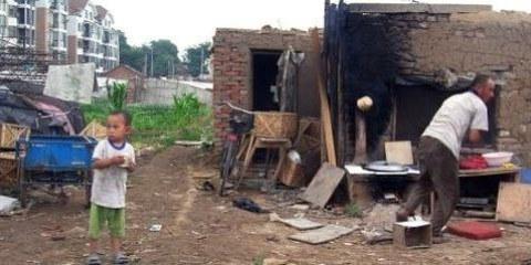Le droit au logement est dans de nombreuses parties du monde baffoué © HEPEP•China