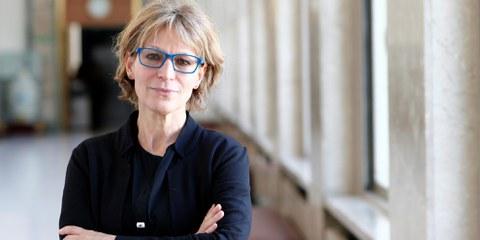 L'ONG Amnesty International se dote d'une nouvelle secrétaire générale: Agnès Callamard © REUTERS/Denis Balibouse