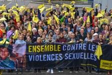 Agir contre les violences sexuelles faites aux femmes et aux filles