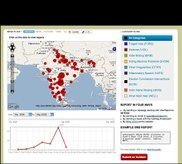 Ushahidi en Inde