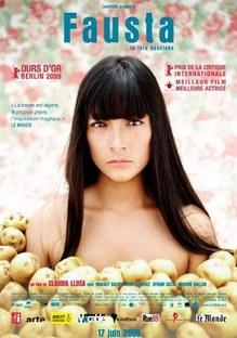 Film «Fausta, la teta asustada»