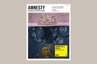 Liberté de la presse: journalistes en péril