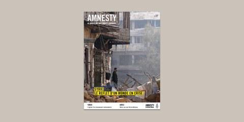 Syrie, reflet d'un monde en crise