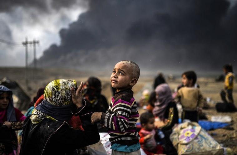 © Bülent Kiliç - AFP/Getty Images