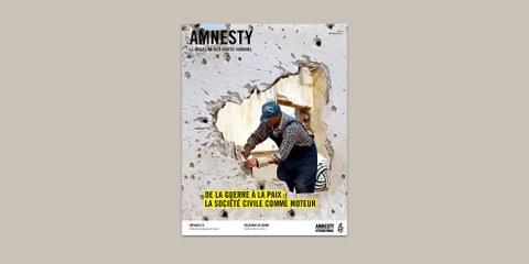 De la guerre à la paix: la société civile comme moteur