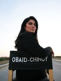 Sharmeen Obaid Chinoy © Bina Khan