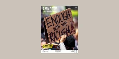 Antiracisme: le tournant