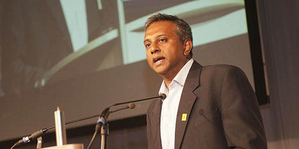 Salil Shetty, Secrétaire général d'Amnesty International
