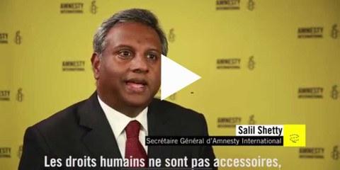 Vidéo sur le rapport 2015-16