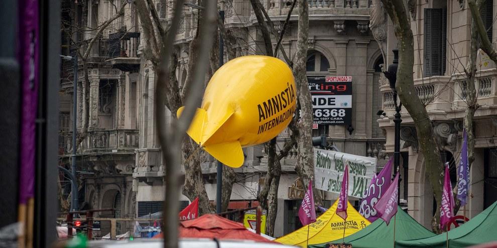 © Amnistia Internacional Argentina - Demian Marchi