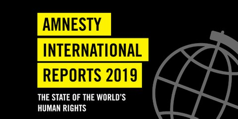 Les droits humains en 2019