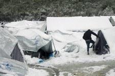 Les réfugiés confrontés à un froid glacial en Grèce continentale et sur les îles