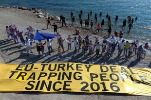 Voix de Lesbos – Impressions du «Refugee Rights Action Camp»
