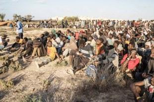 Sommet européen: les réfugiés et les migrants exposés à de grands dangers