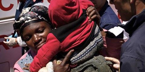 Le nombre de réfugiés qui traversent la Méditerranée ne cesse d'augmenter. © UNHCR/F. Noy