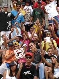 Control Arms, 100 jours d'action, Brésil © Sou da Paz