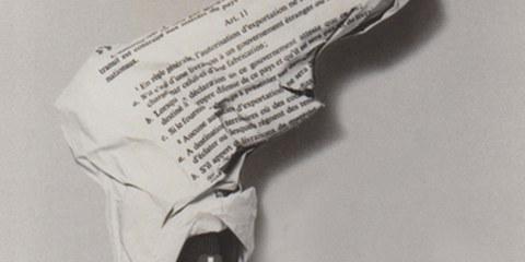Amnesty International milite depuis plus de vingt ans en faveur d'un texte régulant le commerce des armes. © AI