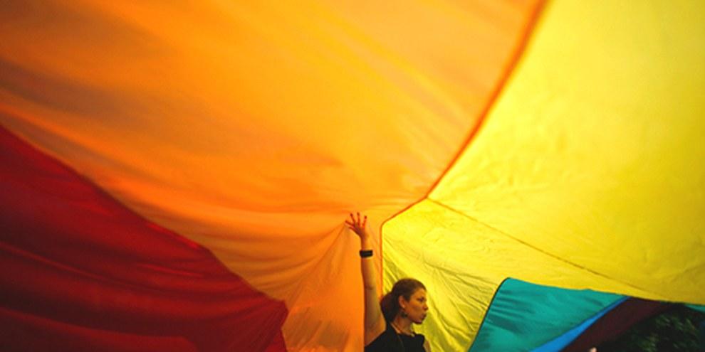 De nombreux pays d'Europe ne reconnaissent pas l'orientation sexuelle comme une motivation de crimes de haine. © REUTERS / Stoyan Nenov