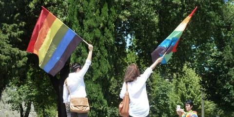 Les droits LGBT sont des droits humains