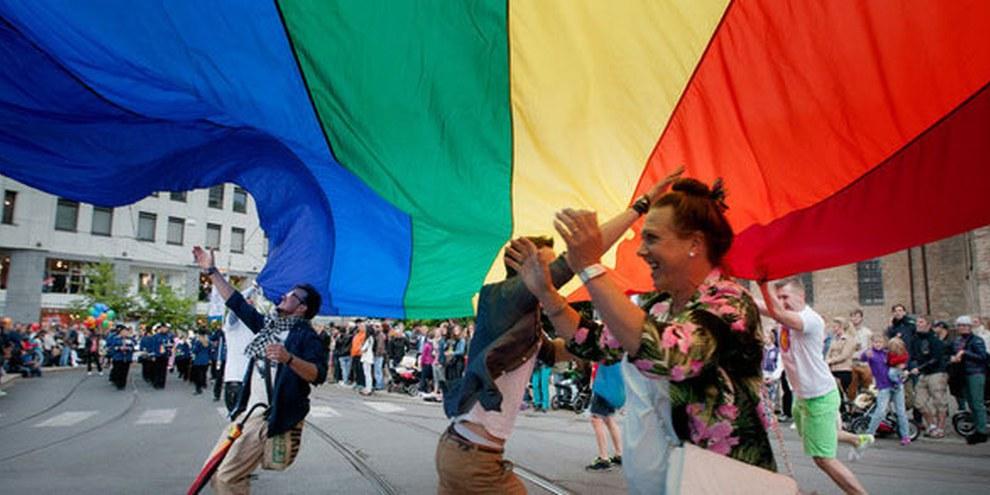 EuroPride à Oslo 2014 ©Greg-Rødland-Buick_AI