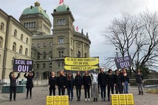 Une nouvelle étude pointe les lacunes du droit pénal suisse