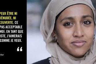 Interdiction de la burqa: l'irritation ne justifie pas la discrimination