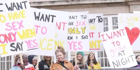 Agir contre les violences sexuelles