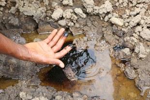 «Pas de dépollution, pas de justice»