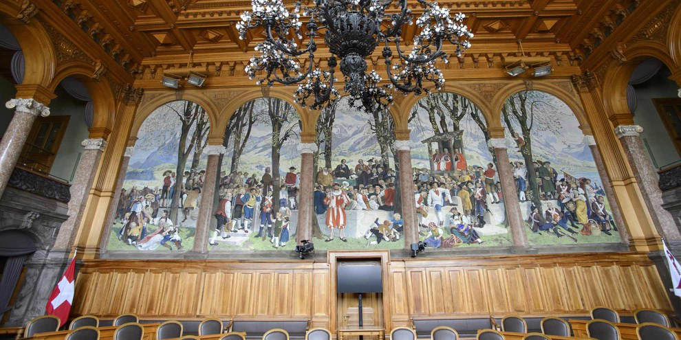 © Parlamentsdienste 3003 Bern