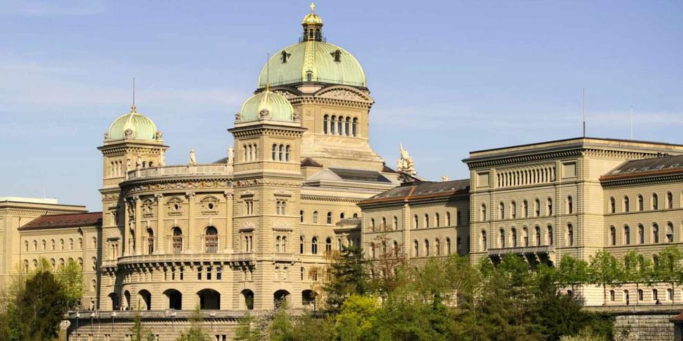 Le Conseil national et le Conseil des États décideront la semaine prochaine s'ils adoptent le contre-projet alibi à l'initiative des multinationales responsables.©Parlamentsdienste 3003 Bern