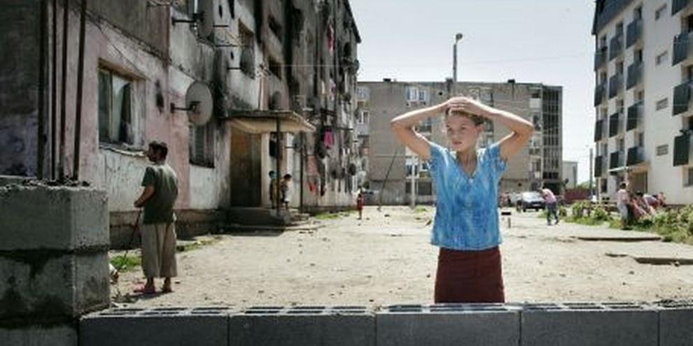 Baia Mare au printemps 2012. Amnesty International