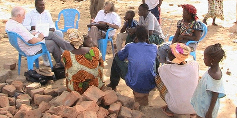 Expulsions forcées au Tchad. © AI