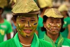 Les femmes cambodgiennes résistent aux expulsions forcées