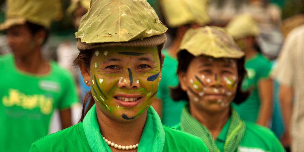 Cambodia Forced Evictions - Phouk Hong © Amnesty International