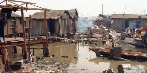 Makoko (Lagos, Nigéria) © Amnesty International