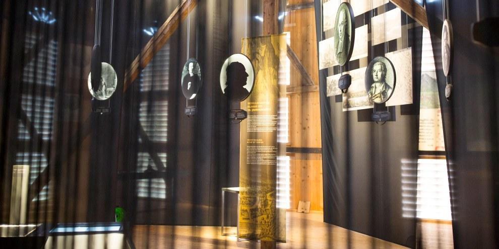 Le musée Anna Göldi traite de la peine de mort telle qu'appliquée autrefois et aujourd'hui. © Anna Göldi Museum
