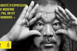 Ai Weiwei, Edward Snowden et les Pussy Riot remplacent des publicités pour protester contre la censure