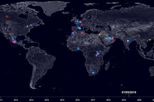 Violations des droits humains au moyen de programmes d'espionnage du groupe NSO