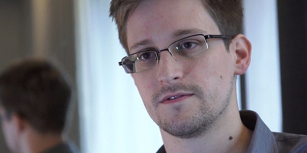 Edward Snowden. © The Guardian via Getty Images